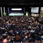 Congrès des Maires de Haute-Savoie dans le Solaret, 820 personnes