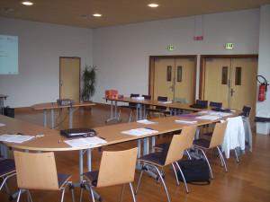Atelier dans le Soli 2 lors d'un congrès.