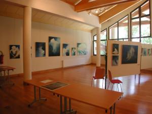 Exposition de peintures de M. Jean-Georges INCA dans les Soli